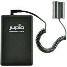Jupio PowerVault DSLR External Battery Pack for Canon LP-E8 (28Wh)