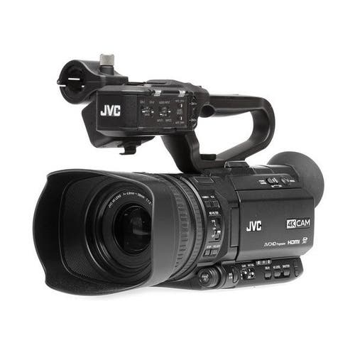 JVC GY-HM250SP Sports Production Streaming Camcorder