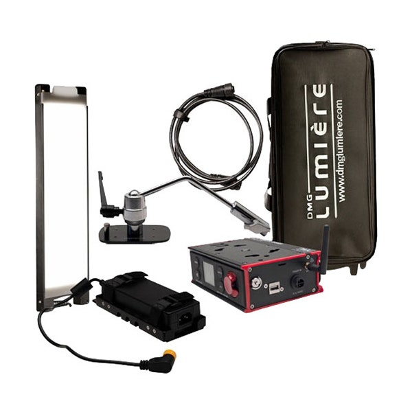 DMG LUMIERE MINI Switch WDMX AC Kit w/ Offset Mount and Bag