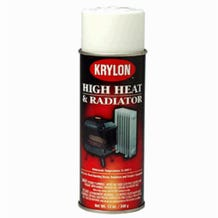 Krylon K01505 #1505 High Heat White Spray Paint Mfr #: K01505
