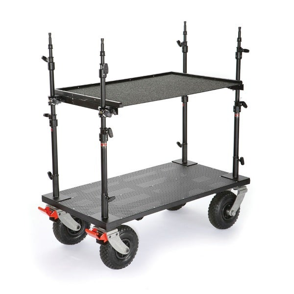Matthews Studio Equipment Kerri Kart 2 Shelf Kit