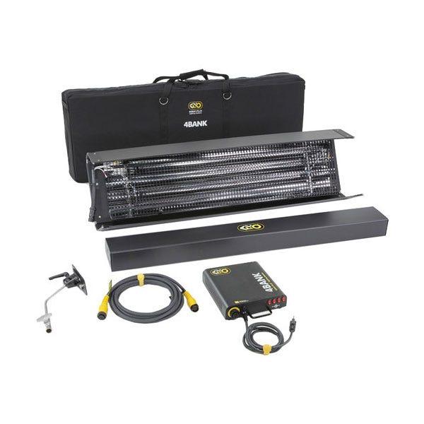 Kino Flo 4Bank Select 4' 1-Light Kit