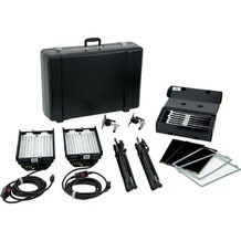Kino Flo BarFly 200D 2 light Kit - Open Box