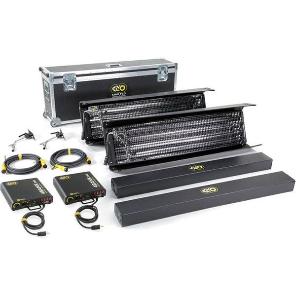 Kino Flo Gaffer Dmx Kit (2-Unit), 120vac, KIT-2GF-X120U