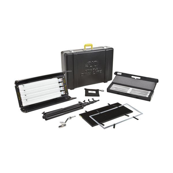 Kino Flo Diva-Lite 415 Universal Kit with Travel Case