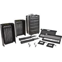 Kino Flo Diva-Lite 415 Kit (2) w/Case