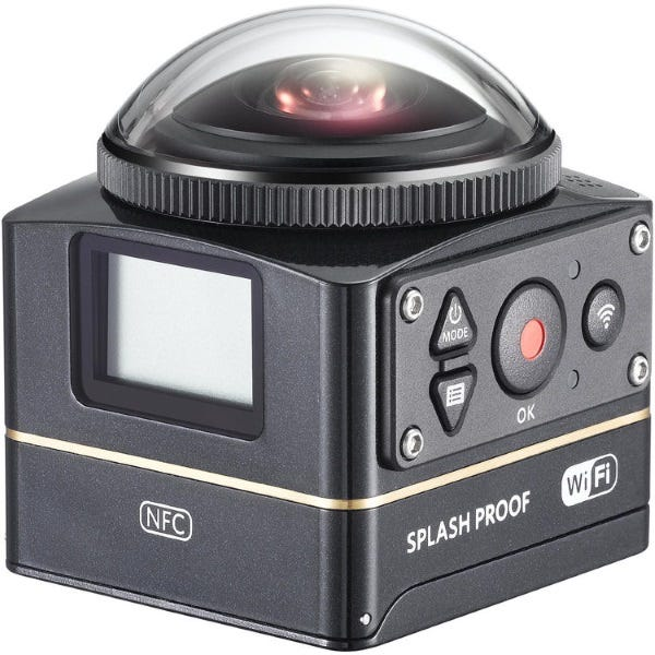 Kodak PIXPRO SP360 4K Action Camera Premier Pack