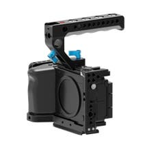 Kondor Blue - Sony FX3 Cage with Trigger Handle - Black Gray