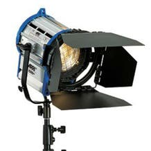 "Arri TI 1000W True Blue Fresnel Spot Light 5"" Lens - 551100"