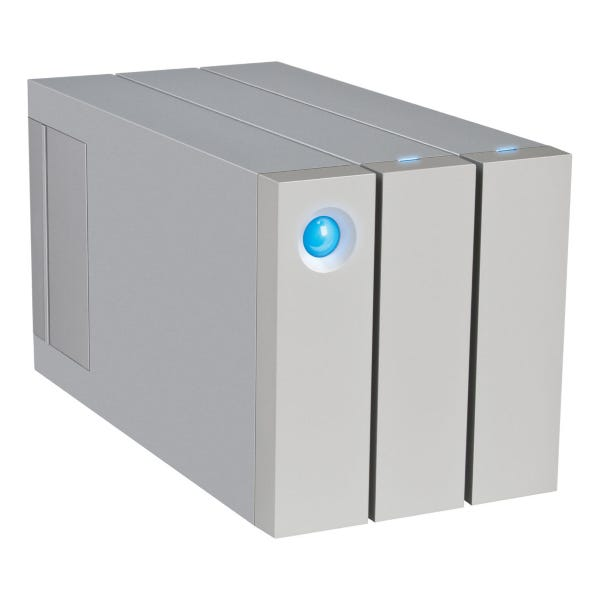 LaCie 8TB 2big Thunderbolt 2 Series USB 3.0 2-Bay RAID Drive