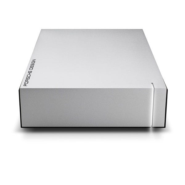 LaCie 6TB Porsche Design USB 3.0 Desktop Hard Drive