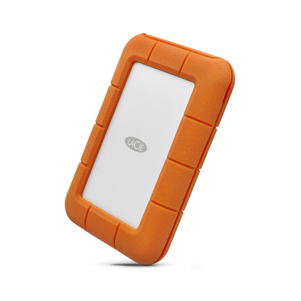 LaCie 5TB Rugged Thunderbolt USB-C Portable Hard-Drive