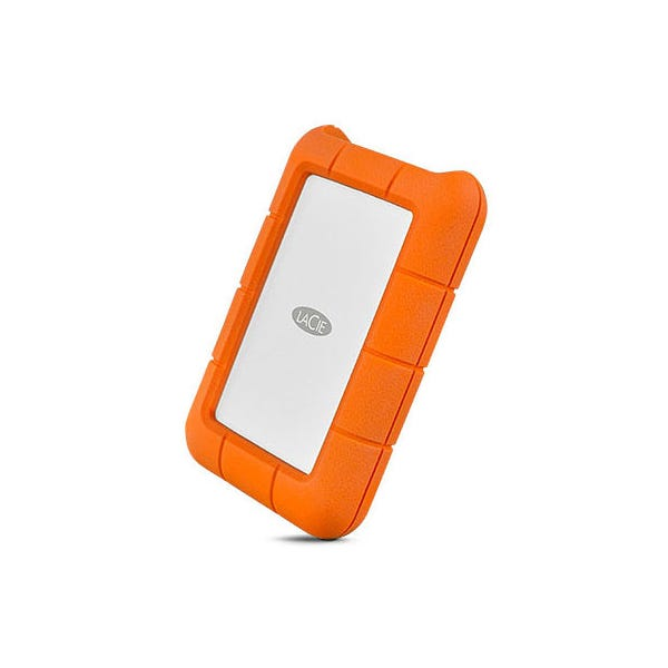 LaCie 1TB Rugged USB 3.0 Type-C Portable Hard Drive