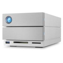 LaCie 8TB 2big Dock Thunderbolt 3 Dual-Disk RAID Drive