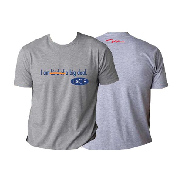 LaCie Big Deal T-Shirt