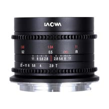 Laowa Venus Optics 9mm T2.9 Zero-D Cine Lens - RF Mount