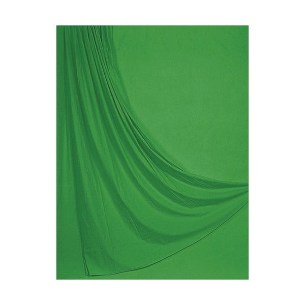 Lastolite 10' x 12' Chroma Key Green Screen Curtain