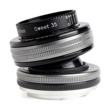 Lensbaby Composer Pro II w/ Sweet 35 Optic (PL Mount)