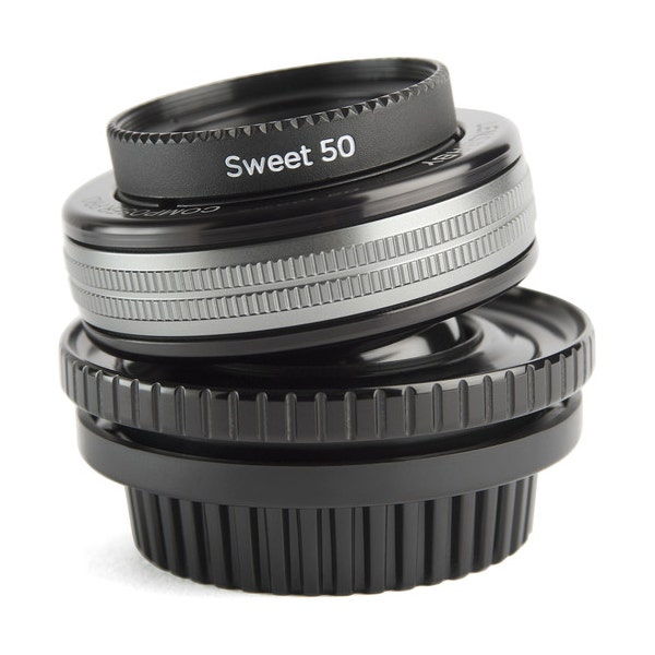 Lensbaby Composer Pro II w/ Sweet 50 Optic for Canon EF