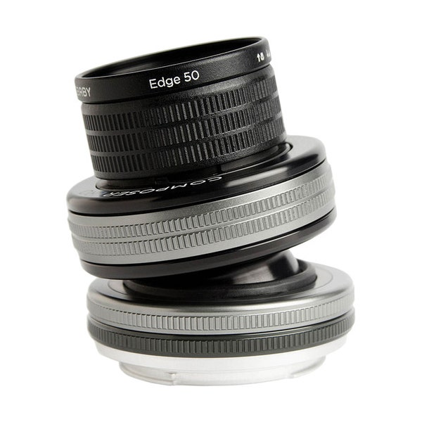 Lensbaby Composer Pro II w/ Edge 50 Optic for PL