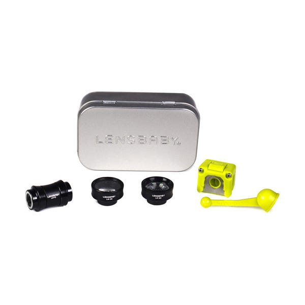 Lensbaby Deluxe Creative Mobile Lens Kit for iPhone 5/5S