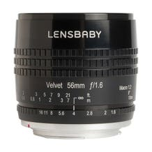 Lensbaby Velvet 56mm f/1.6 Lens (Various)