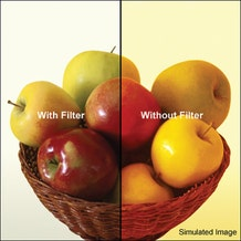 """LEE Filters 3 x 3"""" 80A Color Conversion Polyester Filter"""