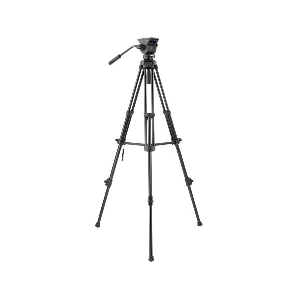 Libec TH-X Tripod System with Mid-Level Spreader and Case