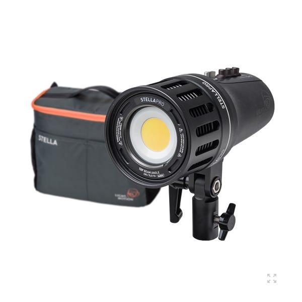 Light & Motion Stella Pro 5000 RF Action Kit