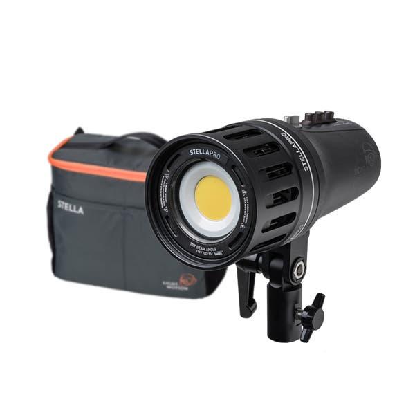 Light & Motion Stella Pro 8000 RF Action Kit