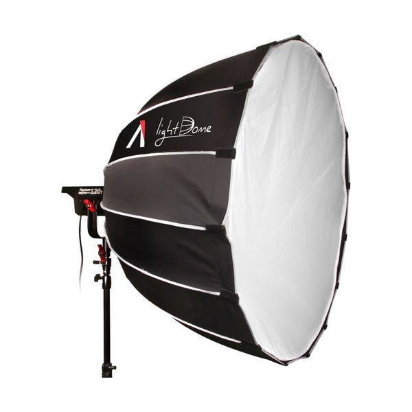 "Aputure 35"" Light Dome for Light Storm LS Cob120"
