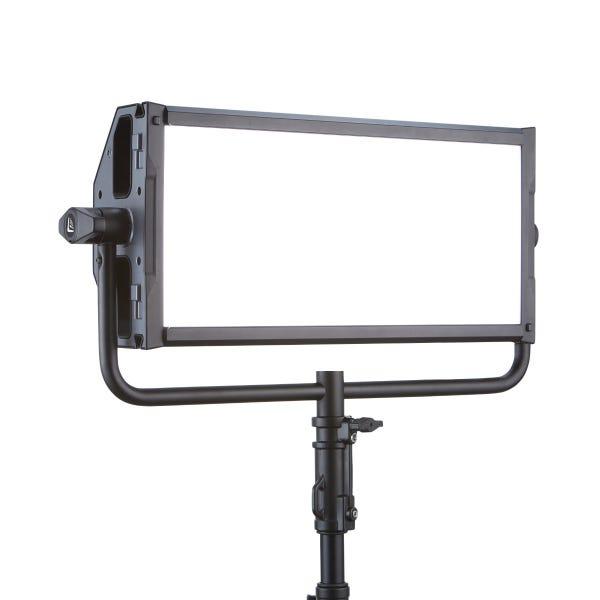 Litepanels Gemini 2x1 Bi-Color LED Soft Panel Light - Standard Yoke (US Power Cable)