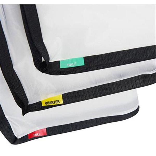 Litepanels Snapbag Cloth Set for Gemini Snapbag Box