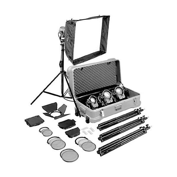 ARRI Softbank I Tungsten 4 Light Kit - 120V AC
