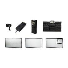LiteGear LiteMat PLUS FOUR Hybrid Complete Kit (DC Gold Mount)