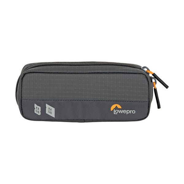 Lowepro GearUp Memory Card Wallet 20 - Dark Gray