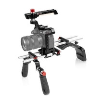 SHAPE Offset Shoulder Mount Kit for Panasonic Lumix S1/S1R/S1H