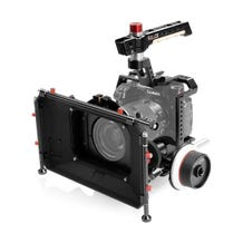 SHAPE Cage with Matte Box and Follow Focus Kit for Panasonic Lumix S1/S1R/S1H