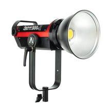 Aputure Light Storm C300d Mark II LED Light Kit with Gold Mount Battery Plate