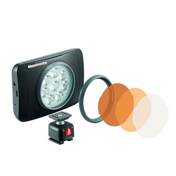 Manfrotto Lumie Series 9 Daylight Balanced LED Bundle