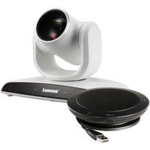 Lumens VC-B30UA 2MP PTZ Camera with Jabra Speaker - White