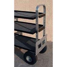 """Backstage 18"""" Middle Shelf for Filmtools and Magliner Junior Carts"""