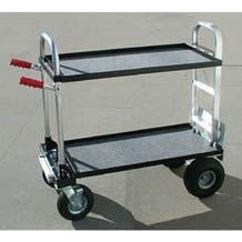 """Backstage 18"""" Top Shelf for Filmtools and Magliner Junior Carts"""