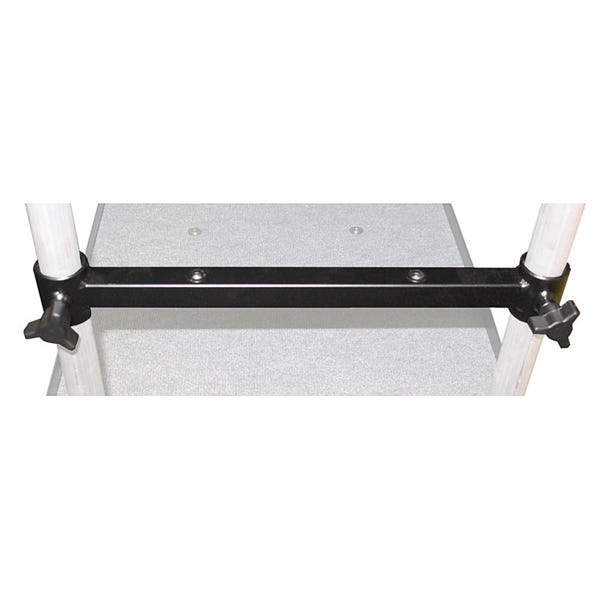 Backstage Middle Shelf Front Cross Bar w/ Lock