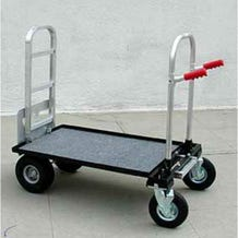 """Backstage 24"""" Bottom Shelf for Filmtools and Magliner Junior Carts"""