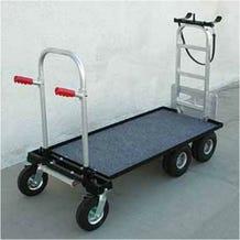 """Backstage 24"""" Bottom Shelf for Filmtools and Magliner Senior Carts"""