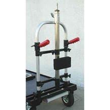 Magliner Steadicam Mast and Bumper