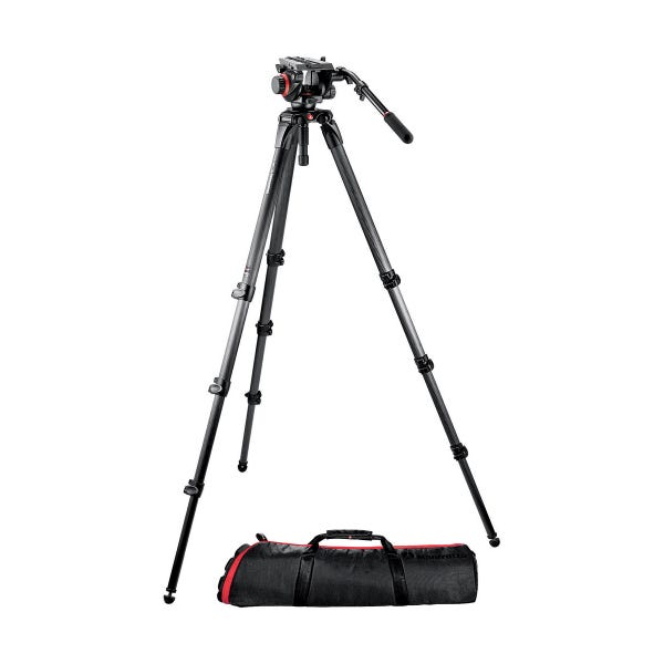 Manfrotto 504HD Head and 536K Tripod Kit