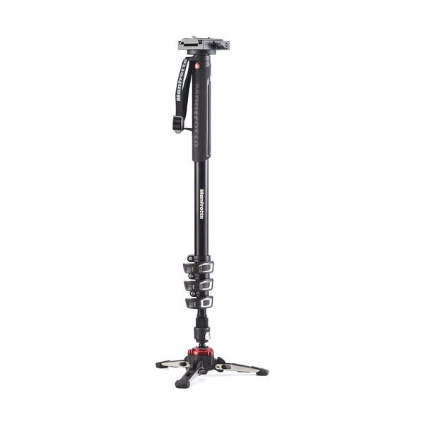 Manfrotto XPRO Monopod Plus with 577 Video Adapter
