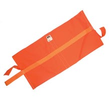 Matthews Cordura Sandbag - Empty - 50 lb Capacity (Orange)